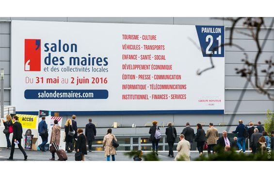 Actualit s alma for Salon maires